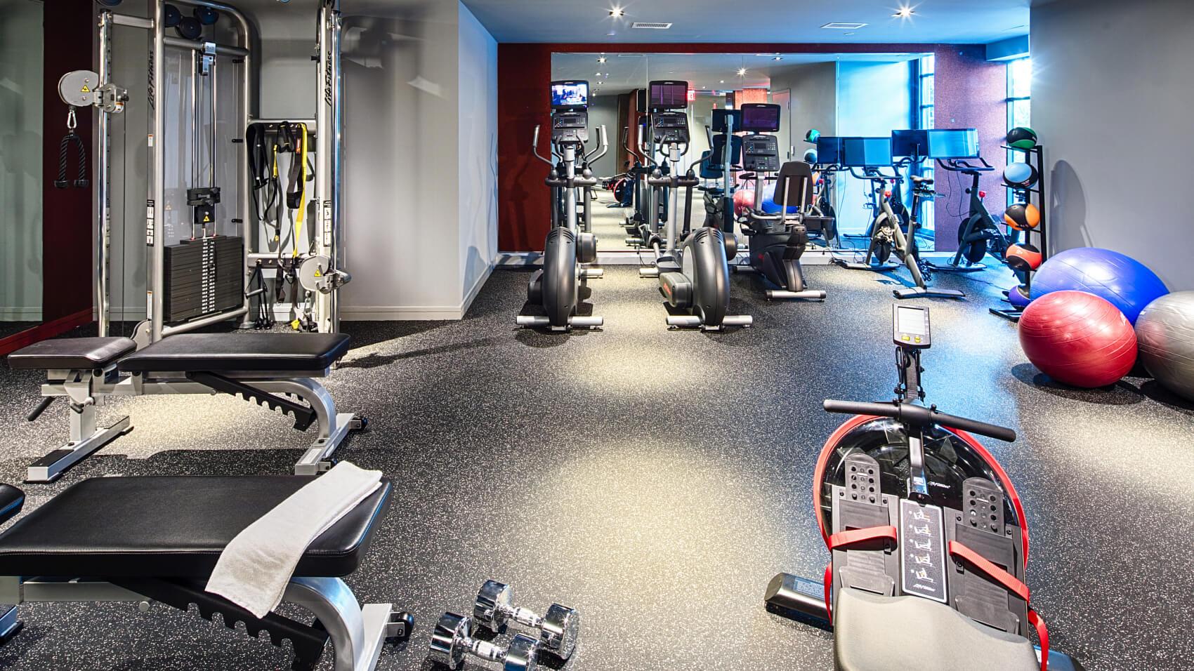 Incanto Gym